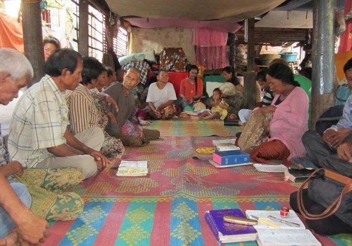 Misjon i Sør-Øst Asia