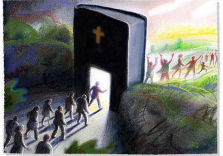 Undervisning/dypdykk i Bibelen