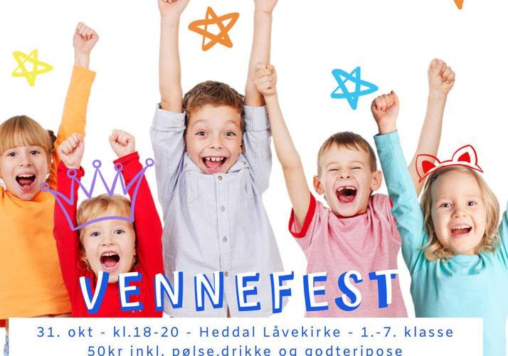 Vennefest 2018