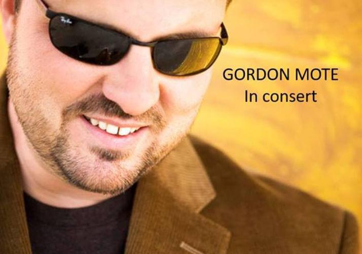 Gordon Mote - konsert