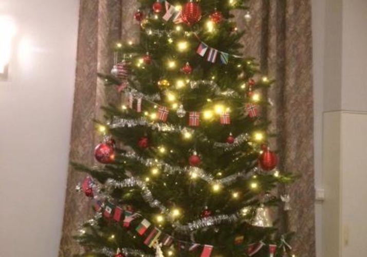 Juletrefest i Misjonskirken
