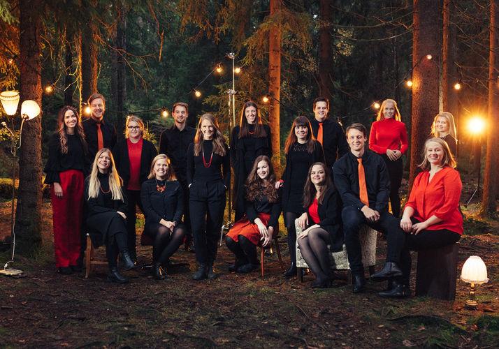 Felles lovsangskveld med koret MOSAIC